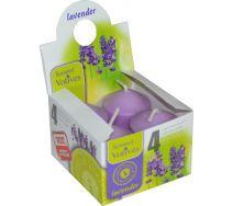 Świece Votive A'4 - Lavender