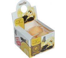 Świece Votive A'4 - Vanilla