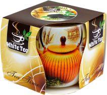 Świeca Szklanka Zapachowa - White Tea