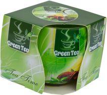 Świeca Szklanka Zapachowa - Green Tea