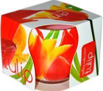 Świeca Szklanka Zapachowa - Tulip