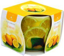 Świeca Szklanka Zapachowa - Lemon