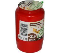 Wkład Olejowy Bolsius Czerwony - 2,5 Dnia