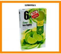Podgrzewacze Zapachowe A'6 - Limonka