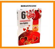 Podgrzewacze Zapachowe A'6 - Romantyczny