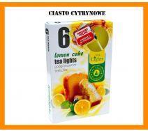 Podgrzewacze Zapachowe A'6 - Ciasto cytrynowe