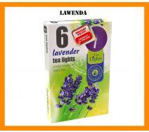 Podgrzewacze Zapachowe A'6 - Lawenda