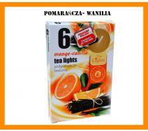Podgrzewacze Zapachowe A'6 - Wanilia-Pomarańcza