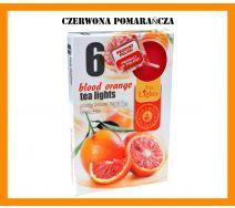 Podgrzewacze Zapachowe A'6 - Czerwona pomarańcza