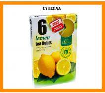 Podgrzewacze Zapachowe A'6 - Cytryna