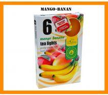 Podgrzewacze Zapachowe A'6 - Mango-Banan
