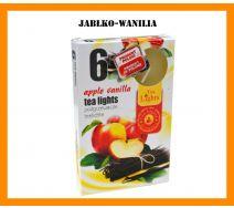 Podgrzewacze Zapachowe A'6 - Jabłko-Wanilia