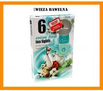 Podgrzewacze Zapachowe A'6 - Świeża bawełna