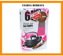 Podgrzewacze Zapachowe A'6 - Czarna herbata