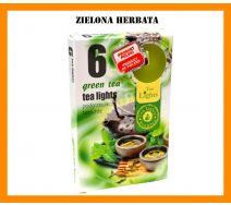 Podgrzewacze Zapachowe A'6 - Zielona herbata