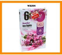 Podgrzewacze Zapachowe A'6 - Wrzos