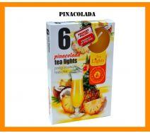 Podgrzewacze Zapachowe A'6 - Pinacolada