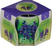 Świeca Szklanka Zapachowa - Lavender