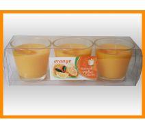 Świece zapachowe A'3 - Orange