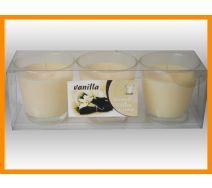 Świece zapachowe A'3 - Vanilla