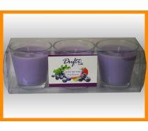 Świece zapachowe A'3 - Wild berries