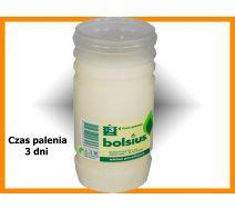 Wkład Parafinowy Bolsius -  3 Dni