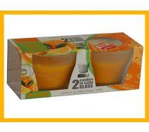 Świece zapachowe A'2 -pomarańcza
