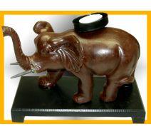 Świecznik słoń