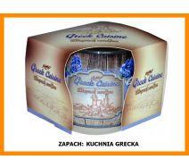 Świeca Szklanka zapachowa kuchnia grecka