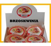 Wosk zapachowy  BRZOSKWINIA