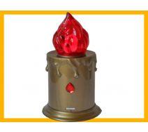 Wkład elektryczny TER złoto łezka