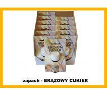 Olejek zapachowy - Brązowy cukier 12 szt
