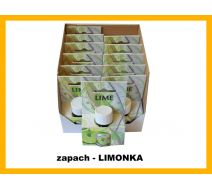 Olejek zapachowy - Limonka 12 szt