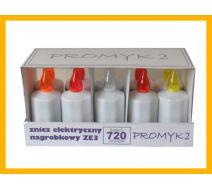 Wkład elektryczny mix kolor 720 godz  KOMPLET 10 SZT