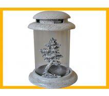 Znicz żywica Tuba M Drzewo biała