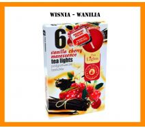 Podgrzewacze zapachowe A'6 Wiśnia-Wanilia