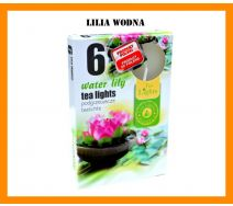 Podgrzewacze zapachowe A'6 - Wodna Lilia