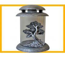 Znicz żywica Tuba M Drzewo srebro