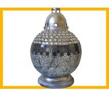 Znicz Kula Mozaika srebro