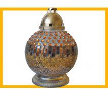 Znicz Kula Mozaika złoto