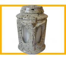 Znicz ceramiczny CER 10 +wkład