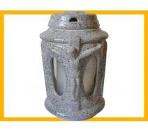 Znicz ceramiczny CER 11 +wkład