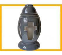Znicz ceramiczny CER 17 +wkład
