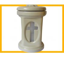 Znicz ceramiczny CER 18 +wkład