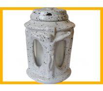 Znicz ceramiczny CER 20 +wkład