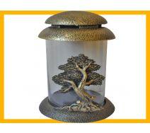 Znicz żywica Tuba M Drzewo złoto