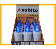 Wkład elektryczny S5 niebieski