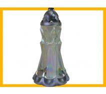 Znicz Suknia 3 srebro+wkład