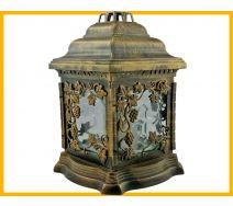 Znicz Rama mała 207 winogrono złoto