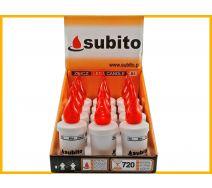 Wkład elektryczny S5 pomarańczowy